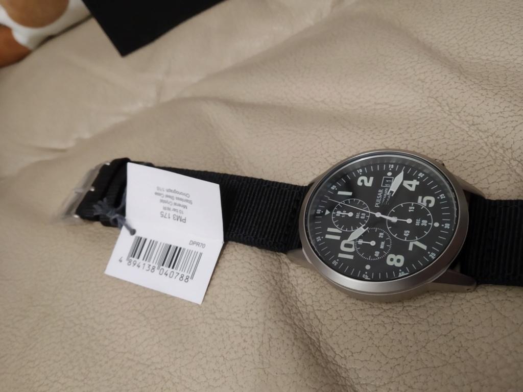 Pulsar PM3175X1 - o remake do cronografo da RAF Img_2088