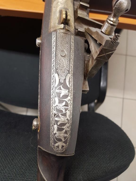 fusil d'Afrique du sud 20190816
