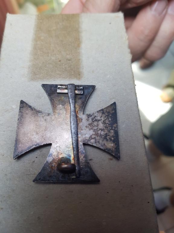 Identification insigne allemand WW2 20190915
