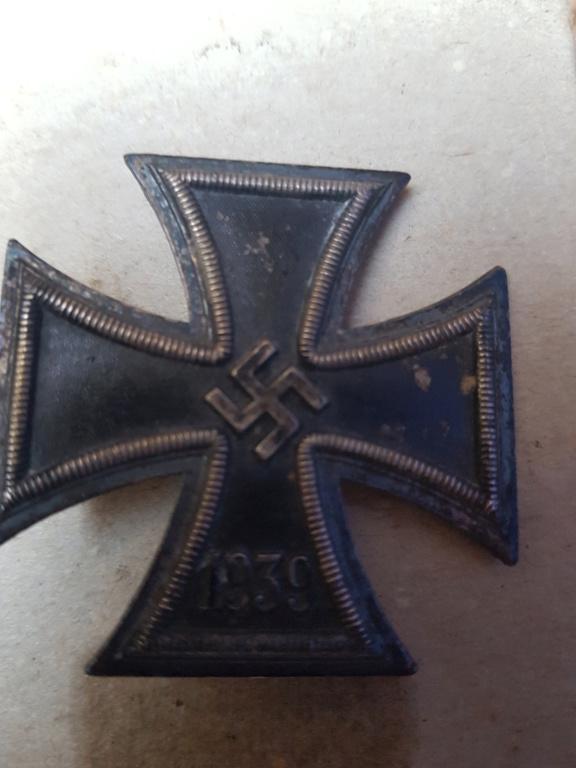 Identification insigne allemand WW2 20190917