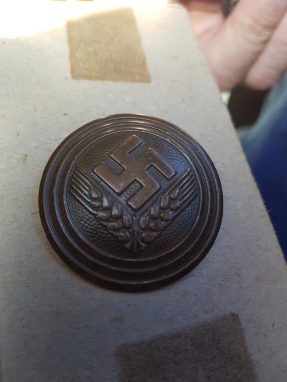 Identification insigne allemand WW2 20190918