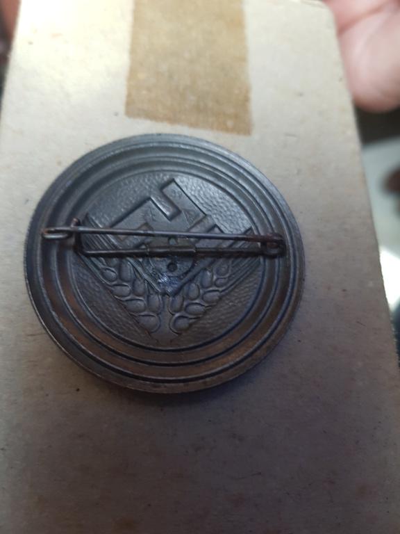 Identification insigne allemand WW2 20190919