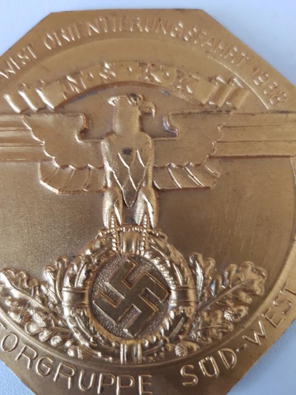Médaille 20200411