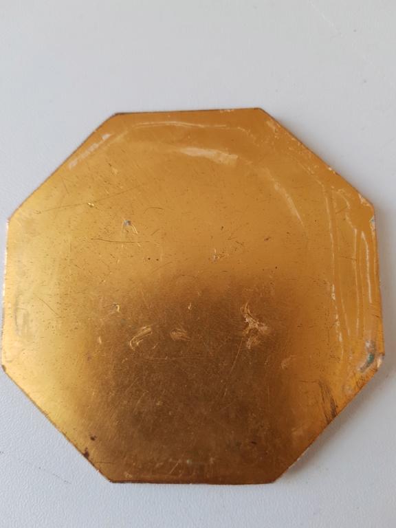 Médaille 20200412