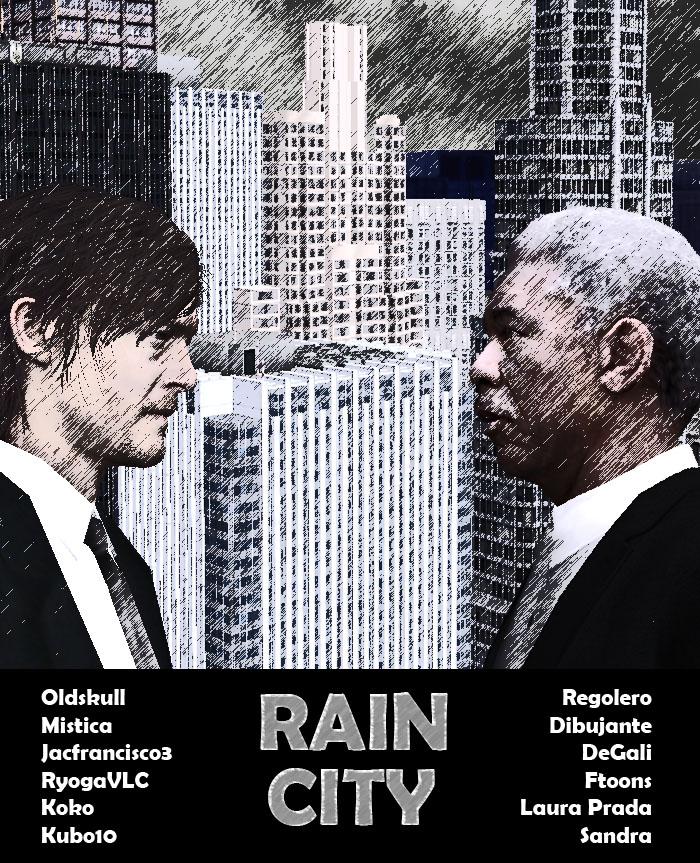 """Casting """"Rain City"""" (Cerrado) 1201"""
