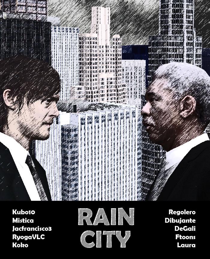 Rain City (2019) (+18) 270