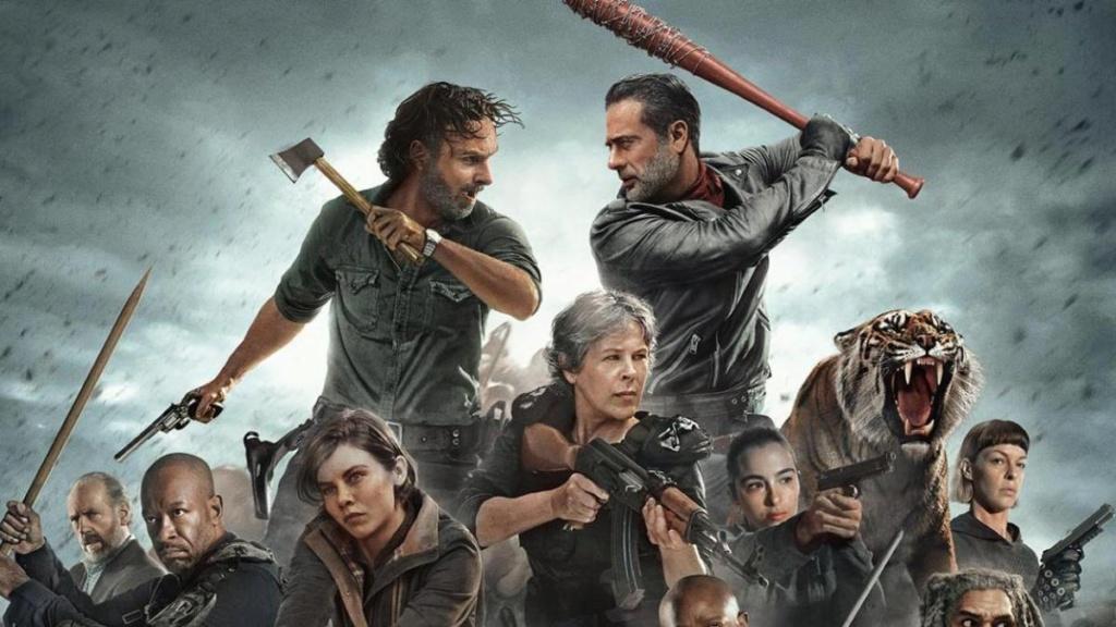 The Walking Dead 524