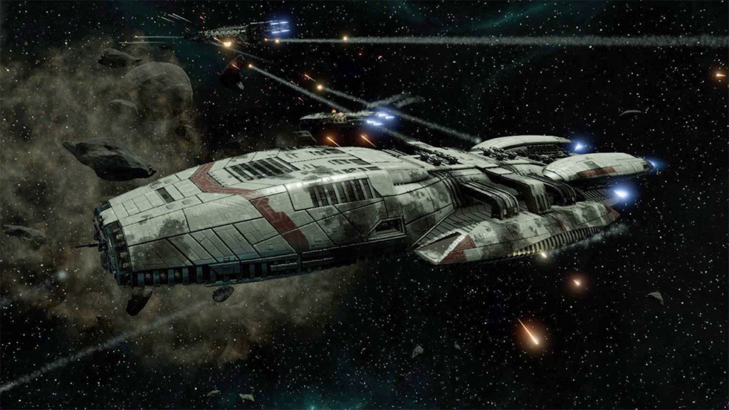 Galactica G210