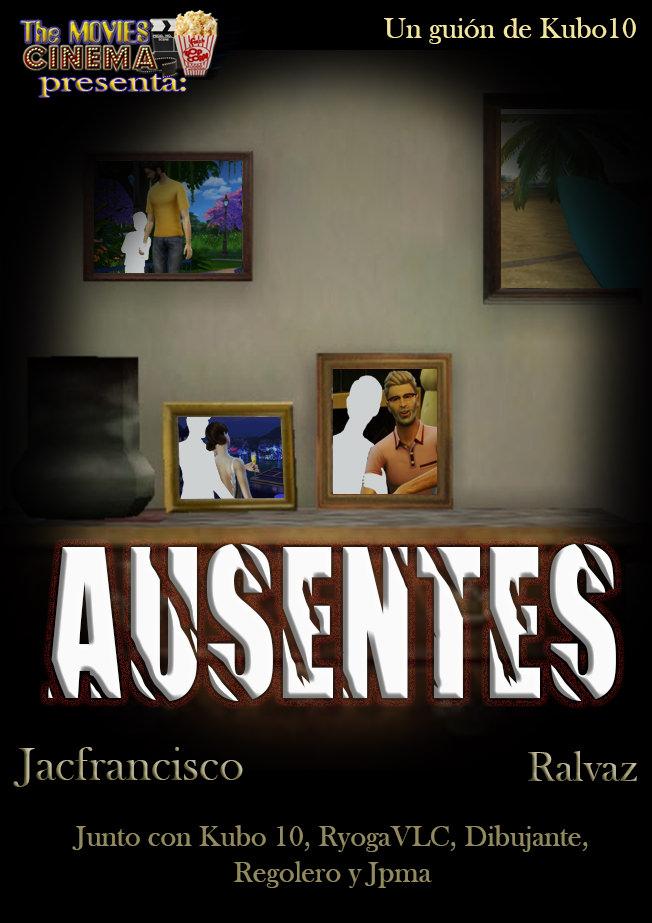 """""""Ausente"""" por Regolero - Concurso Guion Único 2018 Poster10"""