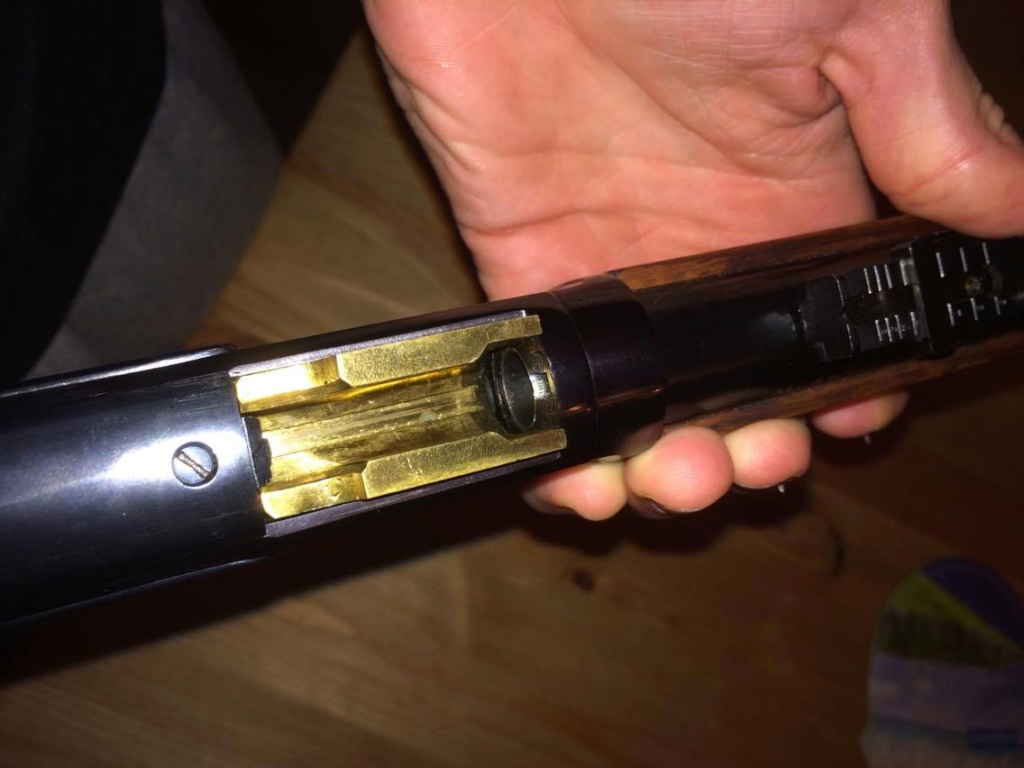 Vend Carbine UBERTI 1873 44-40 25401010