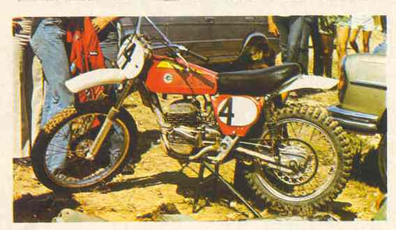 Porque no bultaco o montesa cross 75? 70628910