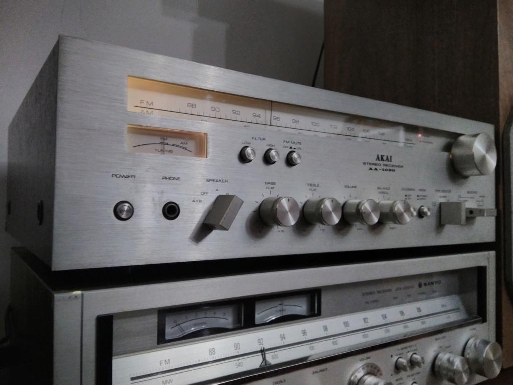 AKAI AA 1050    Receiver Img_2078