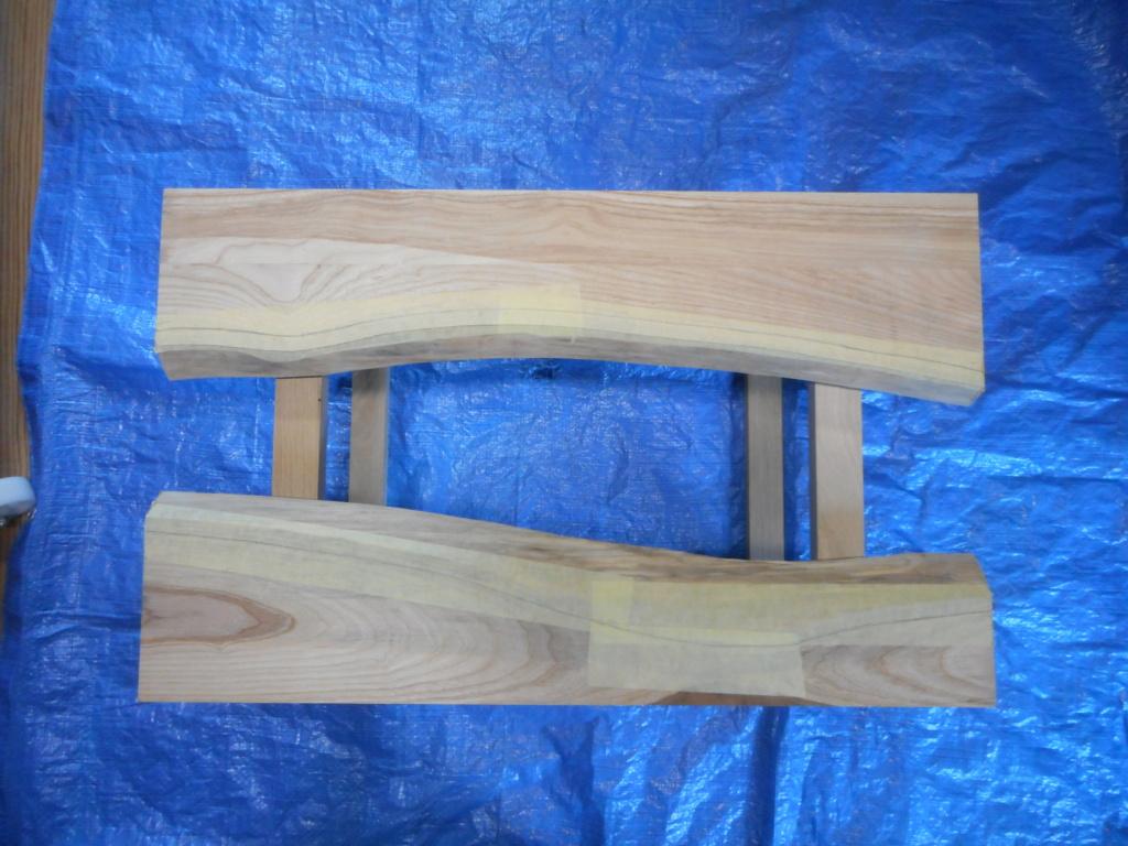 Table bois/verre Dscn0410