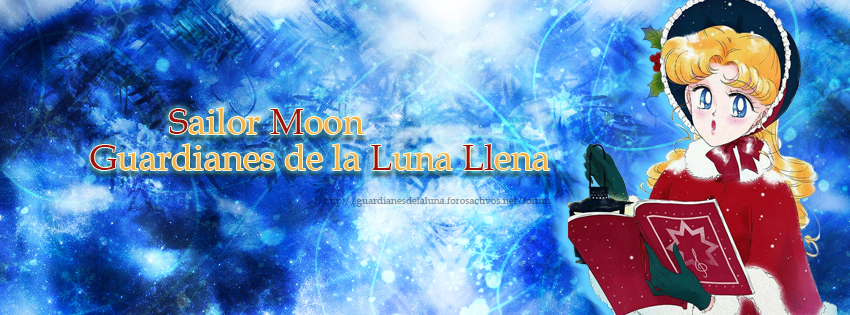Sailor Moon Guardianes de la Luna llena