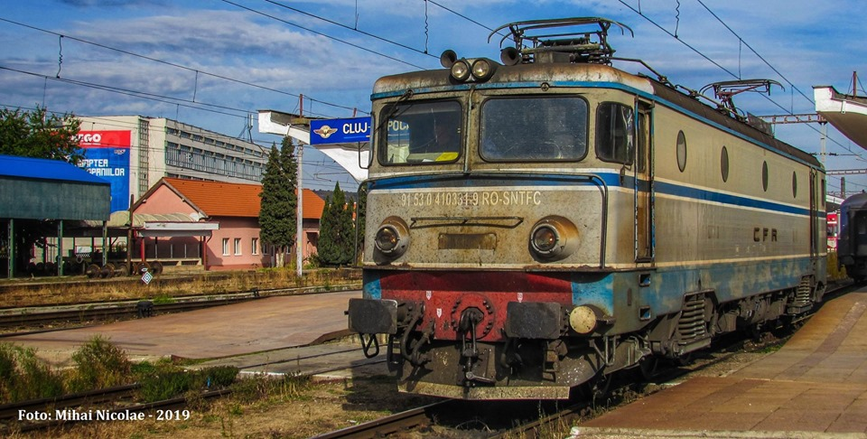 Locomotive clasa 410 - Pagina 30 33110