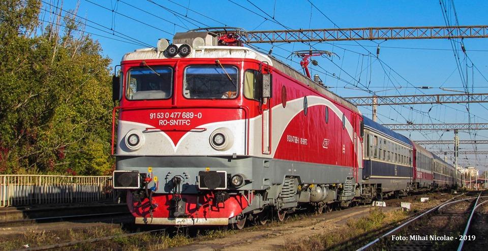 Locomotive clasa 47(476/477) aparţinând CFR Călători  - Pagina 45 68911