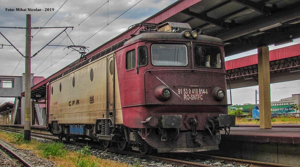 Locomotive clasa 410 - Pagina 30 81411
