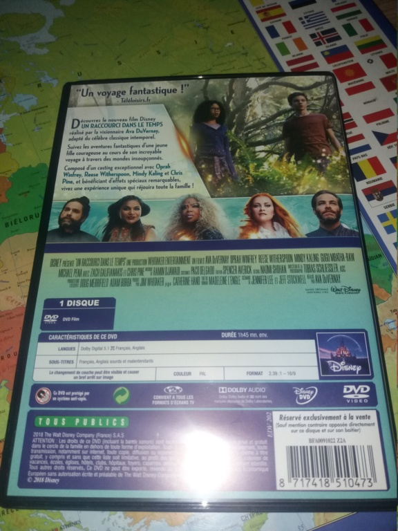 [Shopping] Vos achats DVD et Blu-ray Disney - Page 25 20180811