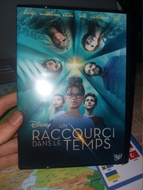 [Shopping] Vos achats DVD et Blu-ray Disney - Page 25 20180812
