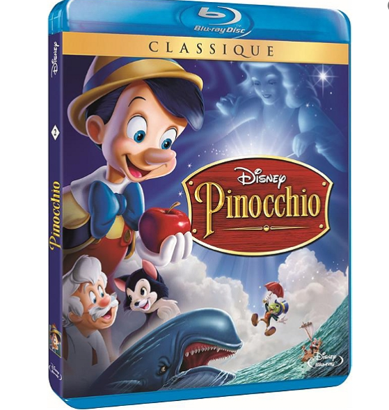 Les Blu-ray Disney avec numérotation... - Page 10 Pinocc10