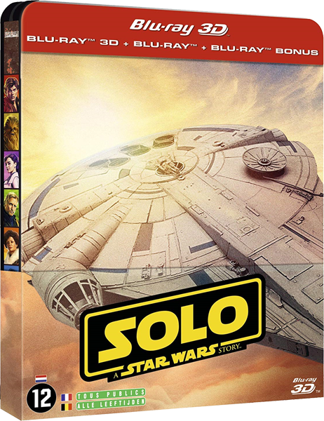 Solo : A Star Wars Story [Lucasfilm - 2018] - Page 10 Solobd11