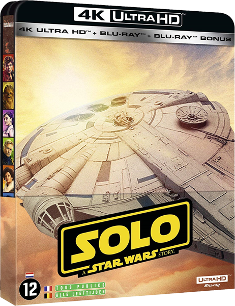 Solo : A Star Wars Story [Lucasfilm - 2018] - Page 10 Solobd12