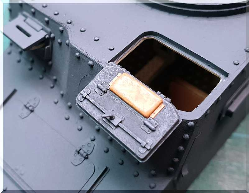 PzKpfw 38(t), model-hobby / Weapons of WWII, 1:25 Bild_018