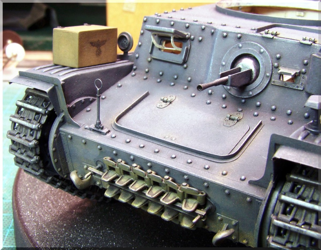 PzKpfw 38(t), model-hobby / Weapons of WWII, 1:25 - Seite 2 Bild_034