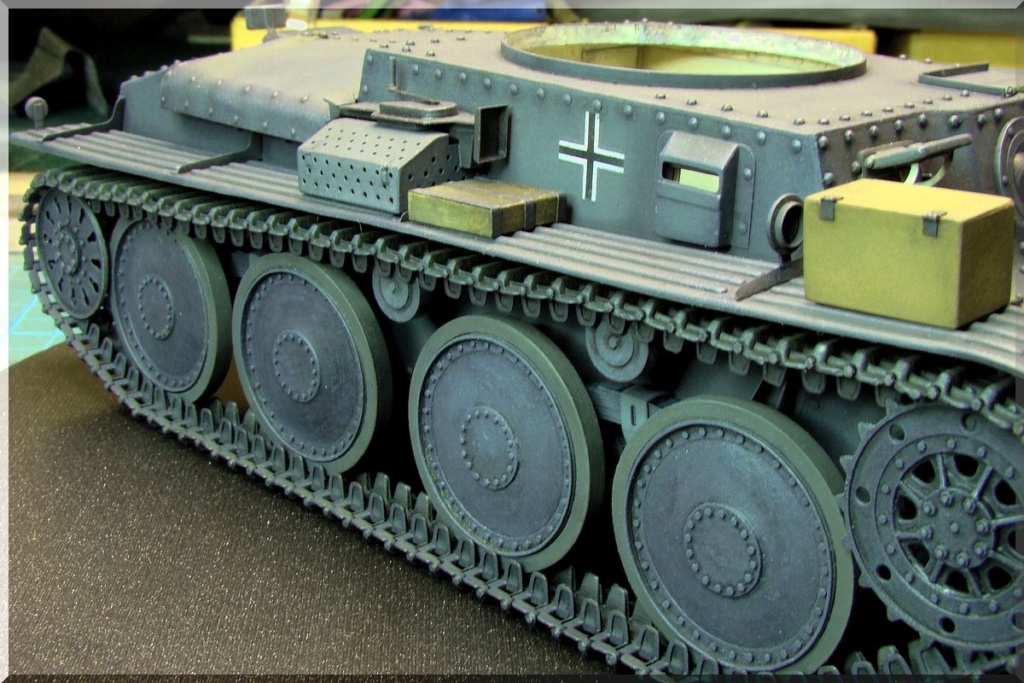 PzKpfw 38(t), model-hobby / Weapons of WWII, 1:25 - Seite 2 Bild_037