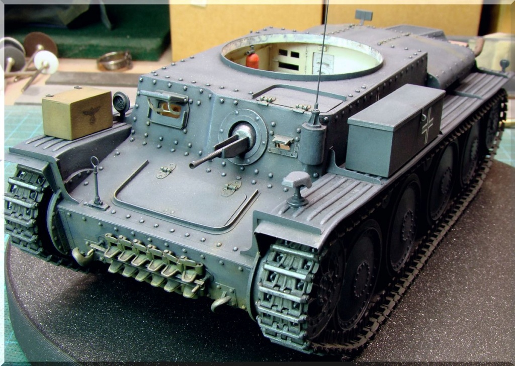 PzKpfw 38(t), model-hobby / Weapons of WWII, 1:25 - Seite 2 Bild_038