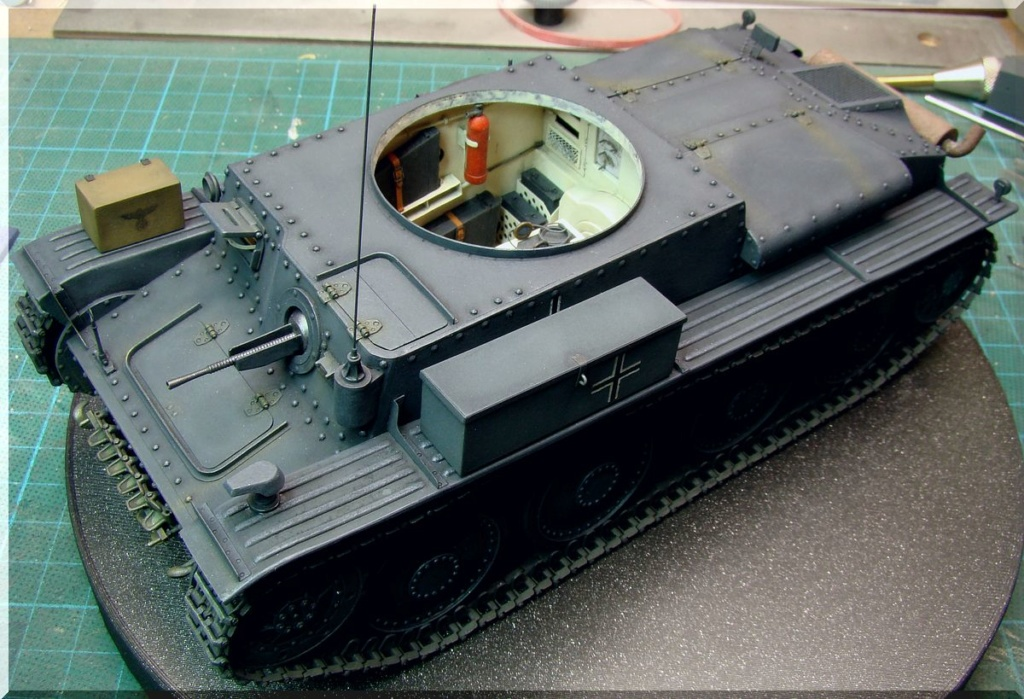 PzKpfw 38(t), model-hobby / Weapons of WWII, 1:25 - Seite 2 Bild_039