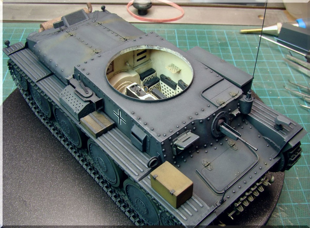 PzKpfw 38(t), model-hobby / Weapons of WWII, 1:25 - Seite 2 Bild_040