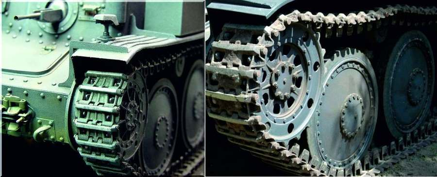 PzKpfw 38(t), model-hobby / Weapons of WWII, 1:25 - Seite 2 Bild_041
