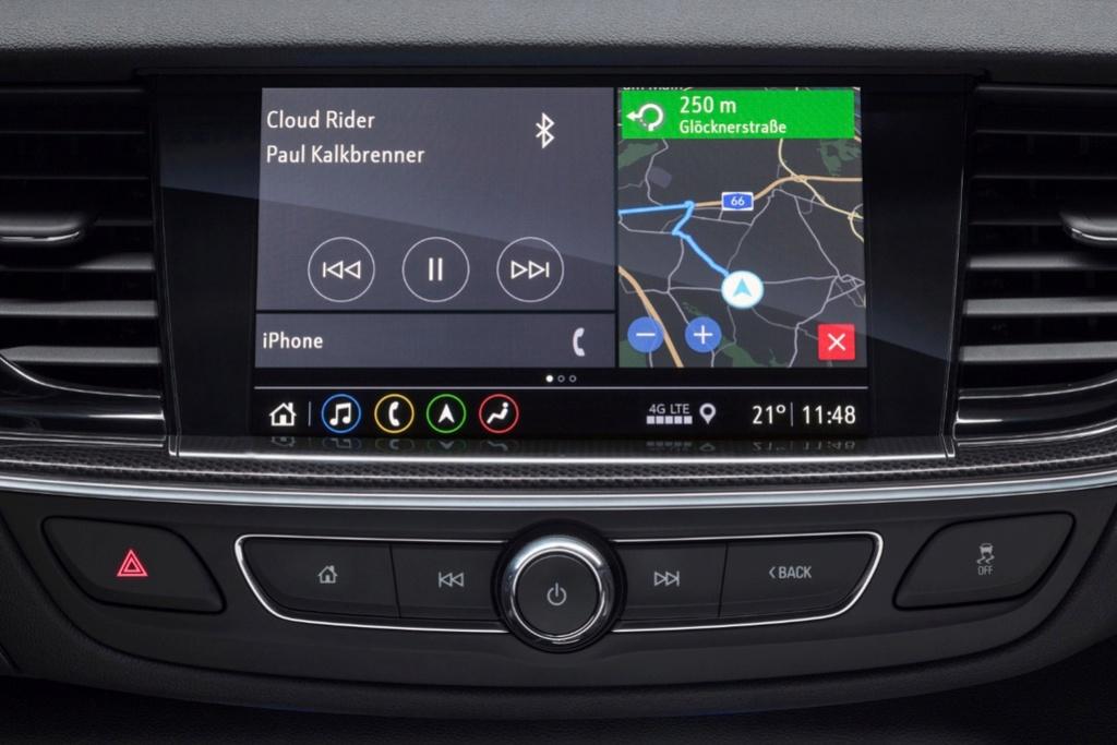 Nuovi Navigatori in vista Opel-i10