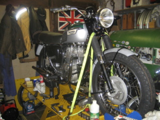 Club Triumph 500cc Unit 18090413