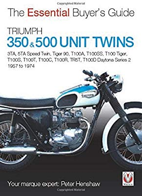 Triumph 350 and 500 unit twins- 57 to 74 51x1rk11