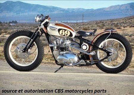 Club Triumph 500cc Unit