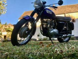 Club Triumph 500cc Unit T100_j10