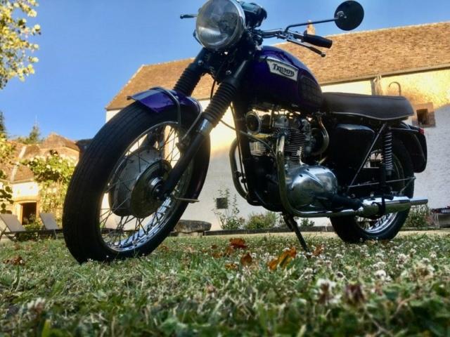 Club Triumph 500cc Unit T100_j11