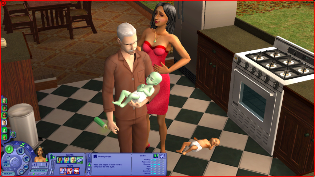 Sims 2 Pleasantview - for 2. gang Martbe10