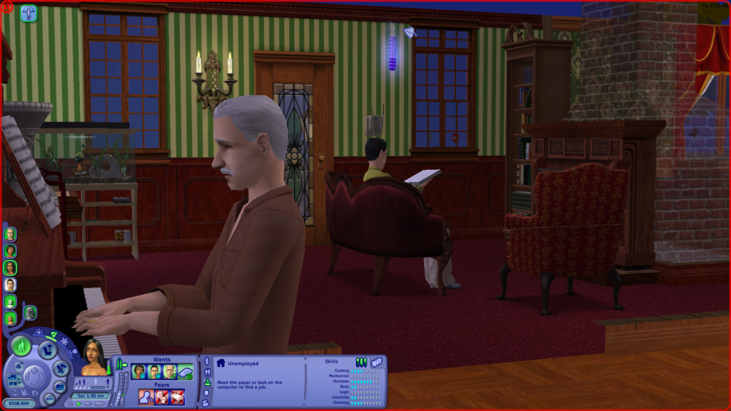 Sims 2 Pleasantview - for 2. gang Mortog10