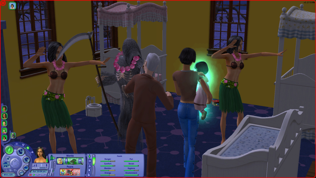 Sims 2 Pleasantview - for 2. gang Screen11