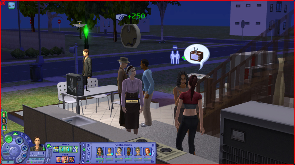 Sims 2 Pleasantview - for 2. gang Screen16