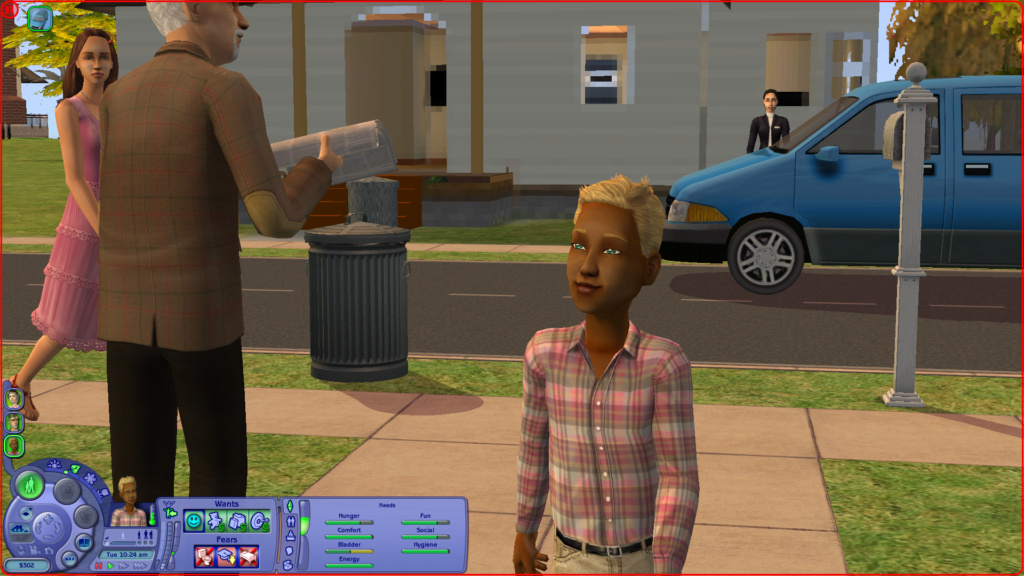 Sims 2 Pleasantview - for 2. gang Screen30