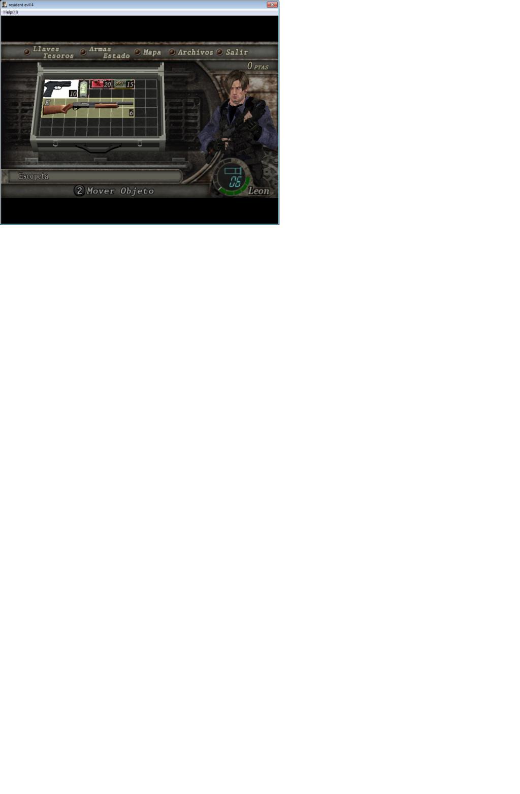 Super Mod de Resident evil 6 para Resident evil 4 y nuevo equipo Captur11