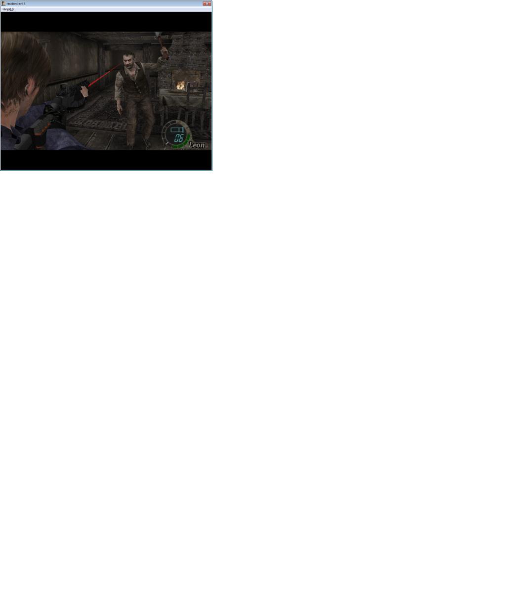Super Mod de Resident evil 6 para Resident evil 4 y nuevo equipo Captur12