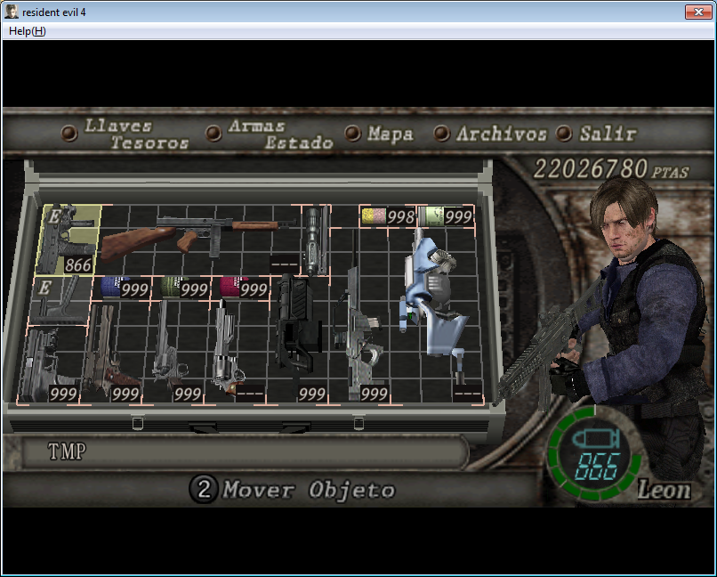 Super Mod de Resident evil 6 para Resident evil 4 y nuevo equipo Imagen10