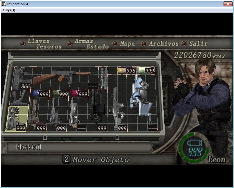 Super Mod de Resident evil 6 para Resident evil 4 y nuevo equipo Imagen12