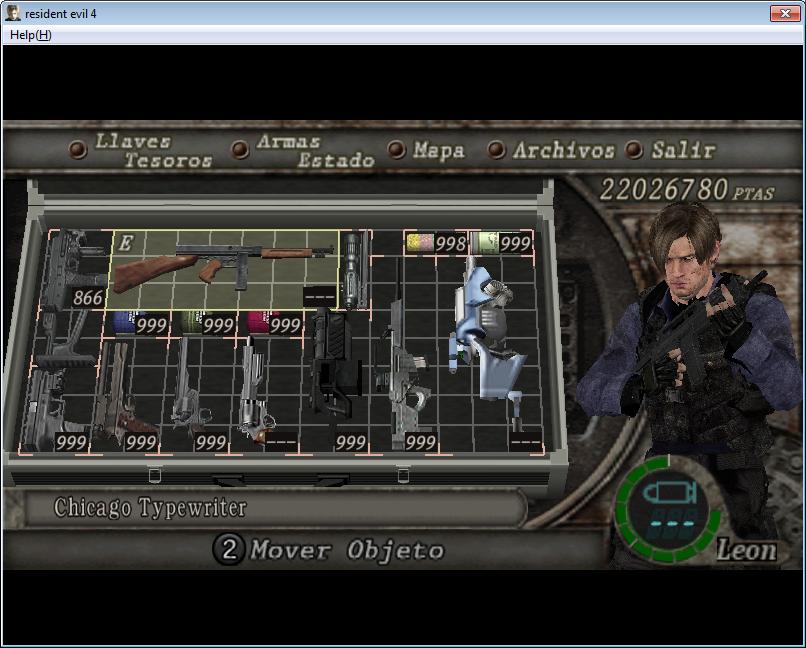 Super Mod de Resident evil 6 para Resident evil 4 y nuevo equipo Imagen13