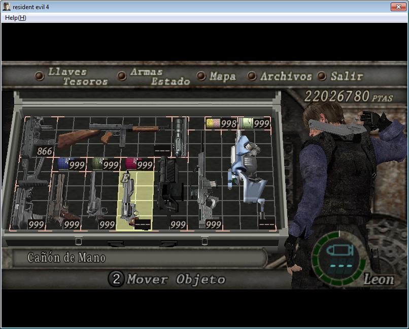 Super Mod de Resident evil 6 para Resident evil 4 y nuevo equipo Imagen15